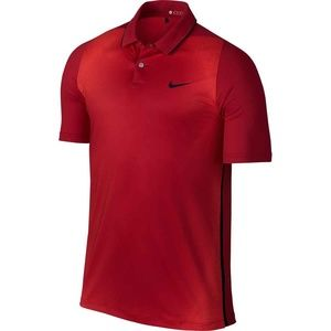 NEW Nike Tiger Woods TW Velocity Golf Polo Shirt